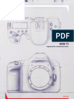 Canon EOS 7D Brochure in Italiano