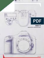 Canon EOS 7D Brochure in Italiano