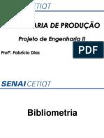 Bibliometria para estudos acadêmicos
