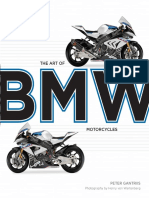 The Art of BMW Motorcycles - Peter Gantriis