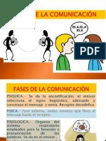 Comunicación Fases
