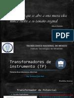 Transformadores TP