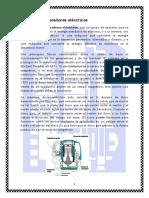 Motores y Generadores Eléctricos