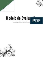 Modelo de Evaluación
