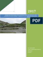 Evaluacion de Riesgo Yanacancha 2017