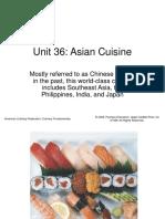 Unit36.Asian Cuisine