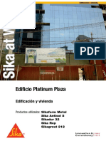 Sika at Work - Platinum Plaza