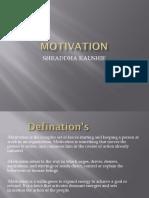 Motivation & Leadership