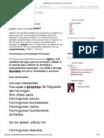 INGENIERIA CIVIL_ Aditivos Para La Construccion