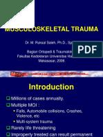 Dr. m. Ruksal Saleh (Musculoskeletal Trauma) (Fkuh) (1)