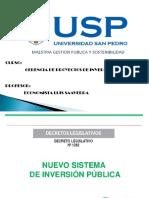 Invierte Peru Maestria Exposicion