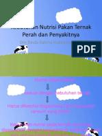 Nutrisi dan Gangguannya