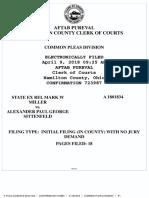 Council Open Records Suit