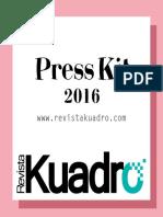 Presskit Kuadro16