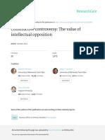 Constructive Controversy