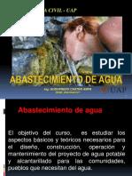 1. Agua y Caracteristicas