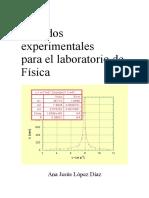 LopezDiaz AnaJesus 2001 Metodos Experimentales Para El Laboratorio de Fisica