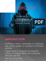 Cybercrime Ethics