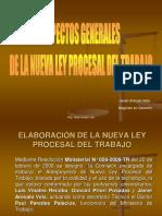 Aspectos Generales de La Nlpt - Javier Arevalo Vela