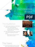 homelessness project comko waligura wallis