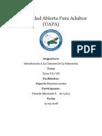 tarea 6 y 7 de introducion alas ciencia de la educ..docx