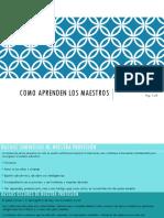 COMO APRENDEN LOS MAESTROS.pdf