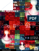 La forma correcta de jugar al ajedrez - D. Brine Pritchard.pdf