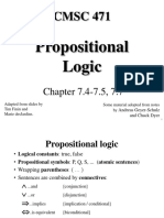 Proposition Al Logic