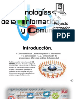 Proyecto Integrados Las T.I.C. en la Sociedad.pptx
