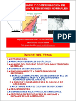 05-1 ELU Solicitaciones Normales