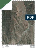 Mapa Topografico Virgen Del Rosario v Con Imagen Satelital