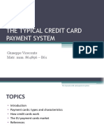 The Typical Credit Card Payment System