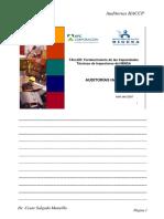 Auditorías HACCP (DIGESA)