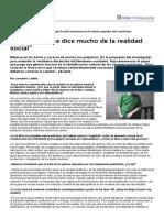 """Página_12 __ Dialogos __ """"La Cumbia Nos Dice Mucho de La Realidad Social"""""""