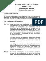 Consejo_delegados - Reglamento