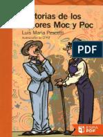 Historias de Los Senores Moc y - Luis Maria Pescetti