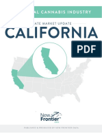 2017 Legal Cannabis Industry California State Update