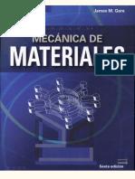 Mecánica de Materiales - 6ta Edición - James M. Gere.pdf