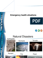 Emergency Health Situations