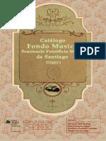 Catalogo Musica Seminario TomoI 2017