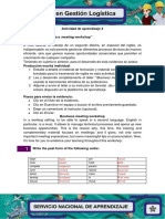 2.Evidencia 2 Business Meeting Workshop V2