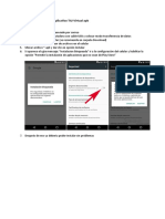 Instructivo Para Instalar Aplicativo TIU Virtual Apk