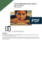 Pensión Alimenticia_ Niño en México y Papá en EEUU
