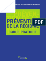 Prevention Recidive Web