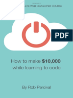Earn $10,000 While Learning To Code
