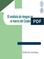 Clase Cap I-2 Análisis de Riesgo CODEX (2)
