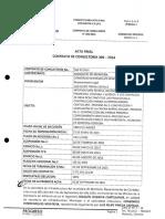 11. INTER Acta Final y Liquidacion