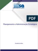Planejamento e Administração Estratégica