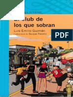 El Club de Los Que Sobran - Luis Emilio Guzmán
