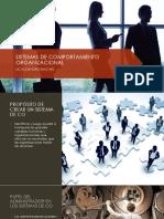 4. Sistemas de Comportamiento Organizacional